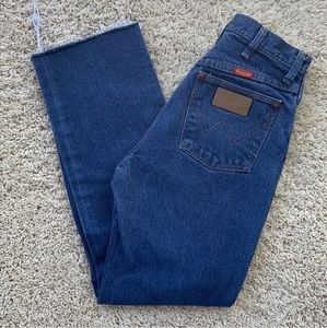 Vintage Wrangler high waisted mom jeans